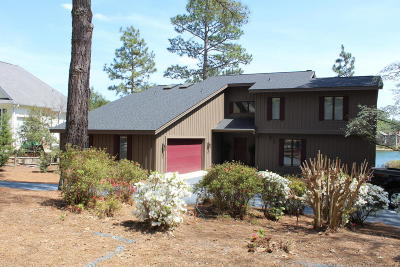 Moore County Single Family Home Active/Contingent: 600 SE Lake Forest Drive