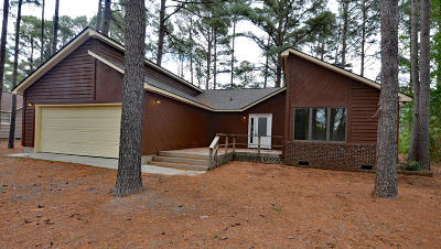 Pinebluff Single Family Home For Sale: 119 Laurel Oak Lane