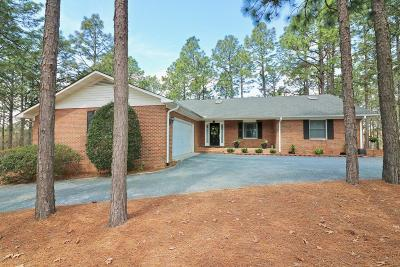West End Single Family Home Active/Contingent: 218 Longleaf Drive