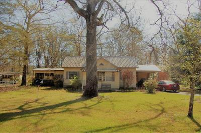 Vass NC Single Family Home For Sale: $50,000