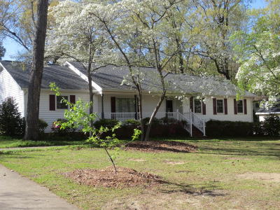 Highland Trails Single Family Home Active/Contingent: 524 Edinboro Drive