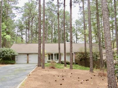 Moore County Rental For Rent: 265 Cliff Road