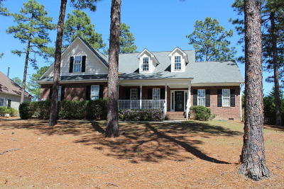 Pinehurst Single Family Home Active/Contingent: 38 Minikahada Trail