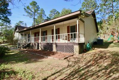 Southern Pines Single Family Home Active/Contingent: 340 E Hedgelawn Way