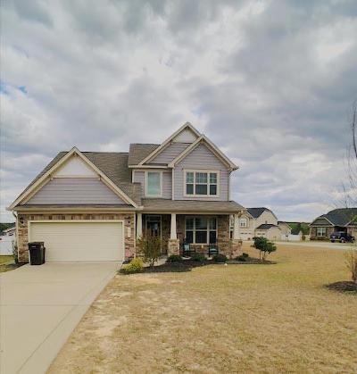 Cameron Single Family Home For Sale: 92 Samuel Nicholas Drive