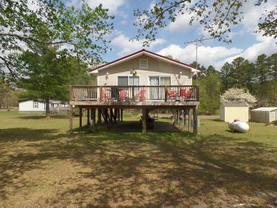 Vass Single Family Home For Sale: 120 Rice Road