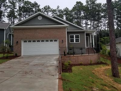 Longleaf Cc Single Family Home Active/Contingent: 110 Triple Crown Circle