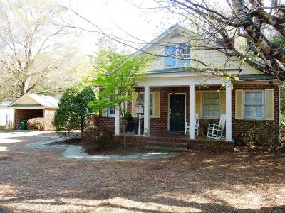 Pinehurst NC Single Family Home Active/Contingent: $279,000