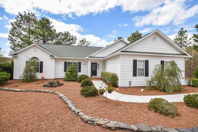 Pinehurst NC Single Family Home For Sale: $263,500