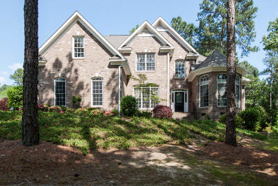 Southern Pines NC Single Family Home For Sale: $389,000