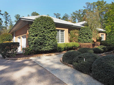 Pinewild Cc Single Family Home For Sale: 12 Pinewild Drive