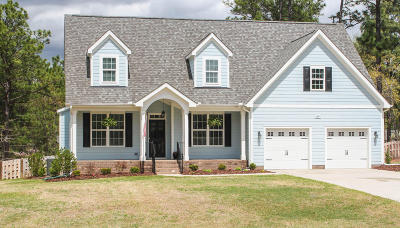Whispering Pines Single Family Home Active/Contingent: 64 Spearhead Drive