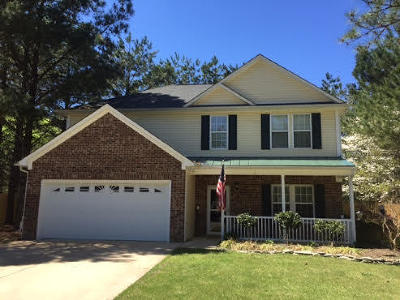 Vass Single Family Home For Sale: 824 Red Hawk Place