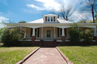 Carthage Single Family Home Active/Contingent: 508 Monroe Street