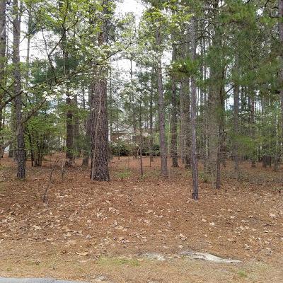 Pinehurst, Raleigh, Southern Pines Residential Lots & Land Sold: 95 Gingham Lane