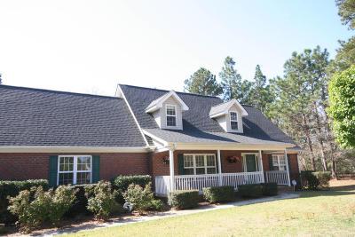 Pinehurst NC Single Family Home For Sale: $299,900