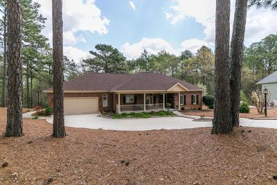 Pinehurst NC Single Family Home For Sale: $350,000
