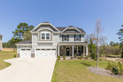 Whispering Pines Single Family Home For Sale: 595 Avenue Of The Carolinas