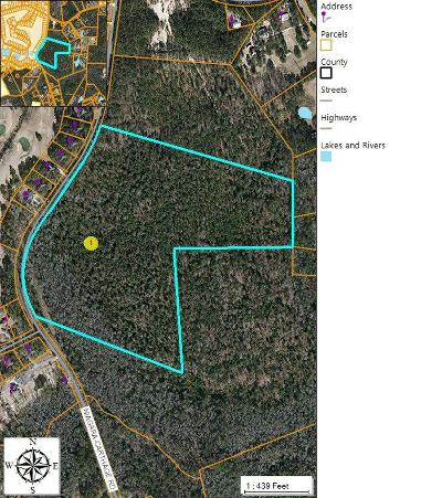Moore County Residential Lots & Land For Sale: Niagara-Carthage Road