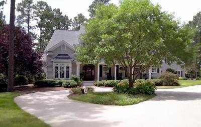 Pinehurst Single Family Home For Sale: 655 Lake Dornoch Drive