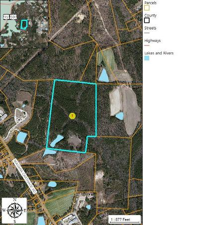 Carthage Residential Lots & Land Active/Contingent: Tbd Off Niagara-Carthage Road