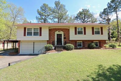 Southern Pines Single Family Home Active/Contingent: 885 S Glover Street