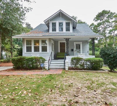 Southern Pines Rental For Rent: 240 E Connecticut Avenue