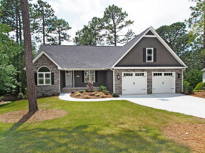 Pinehurst NC Single Family Home For Sale: $375,000