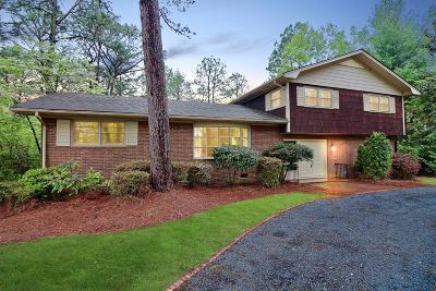 Aberdeen Single Family Home For Sale: 1307 N Poplar Street