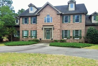 Pinehurst NC Single Family Home Sold: $499,900