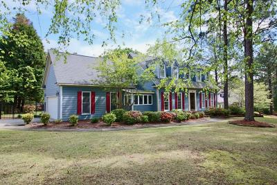 Southern Pines Single Family Home Active/Contingent: 512 Edinboro Drive