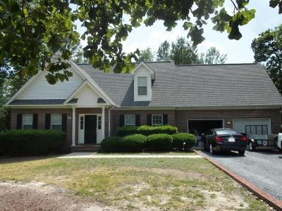 Pinehurst Single Family Home For Sale: 6 Flint Court