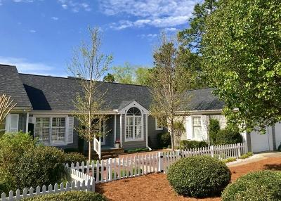Pinehurst, Raleigh, Southern Pines Single Family Home Sold: 1602 Cabot Circle