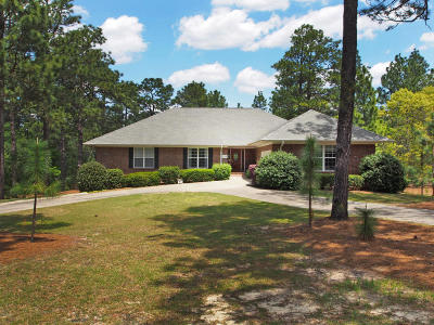 Pinehurst, Southern Pines Single Family Home For Sale: 330 Donald Ross Drive