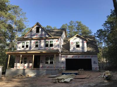 Southern Pines Single Family Home Active/Contingent: 101 James Creek Road