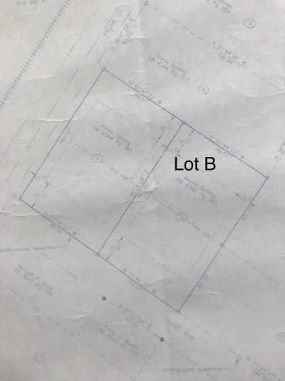 Vass Residential Lots & Land For Sale: Scott Avenue #B