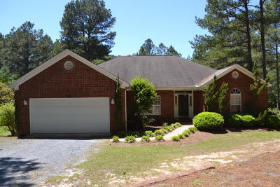 Moore County Rental For Rent: 1110 Devonshire Trail