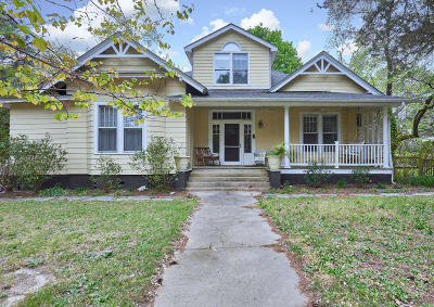 Aberdeen Single Family Home For Sale: 802 N Poplar Street Street