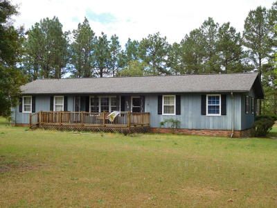Aberdeen Single Family Home Active/Contingent: 948 Pinebluff Lake Road