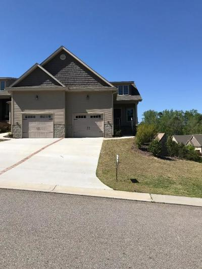 Southern Pines Condo/Townhouse Active/Contingent: 105 Cypress Circle Circle