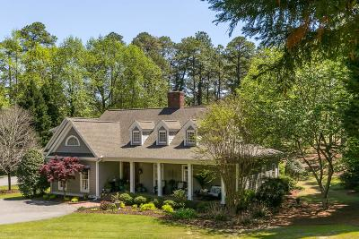 Pinehurst Single Family Home For Sale: 155 Quail Hollow Drive