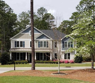 Southern Pines Single Family Home Active/Contingent: 16 Deacon Palmer Place
