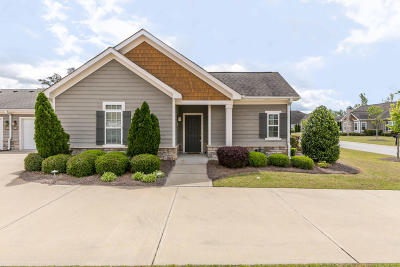 Fayetteville Condo/Townhouse Active/Contingent: 140 Nandina Court