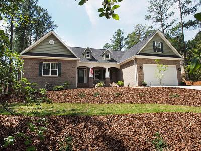 Pinehurst Single Family Home Active/Contingent: 290 Pine Vista Drive