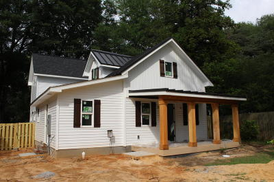 Pinehurst, Raleigh, Southern Pines Single Family Home Sold: 415 W Vermont Avenue