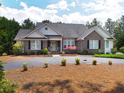 West End Single Family Home Active/Contingent: 209 Longleaf Drive