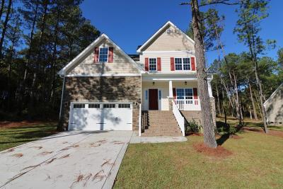Carthage Single Family Home Active/Contingent: 115 Dicks Hill Road