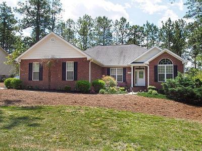 Pinehurst Single Family Home For Sale: 150 Kingswood Circle