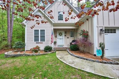 Vass Single Family Home For Sale: 644 Ginseng Drive