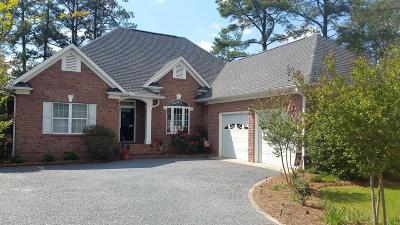 Vass Single Family Home For Sale: 1211 Greenbriar Drive Drive